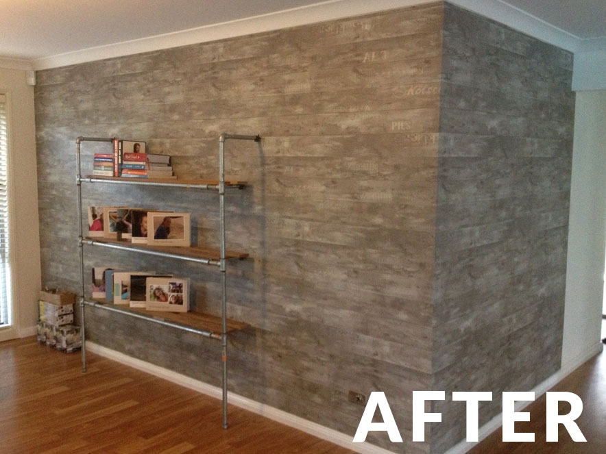 Laminate Interior Finishes - After Image 03