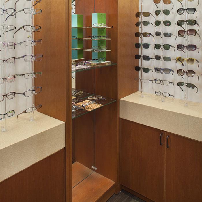 Edina Eye Cabinets