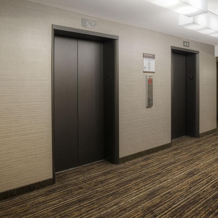 Millenium Hotel Columns Doors Elevator Doors and Soffits